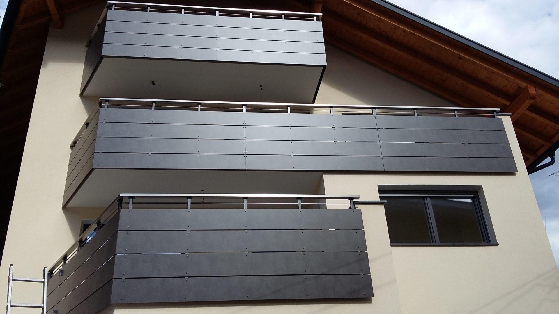 Balkone Bautischlerei Angerer